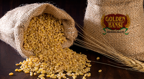 Polished Hulled Wheat